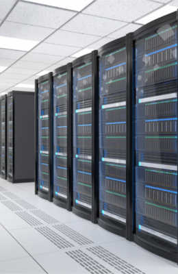 Claritas offers the best hosting environments